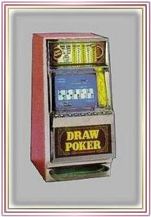 IGT Video Poker Machine