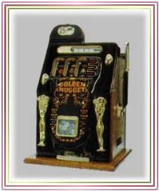 Golden Nugget Machine