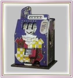 Castle Front Machine